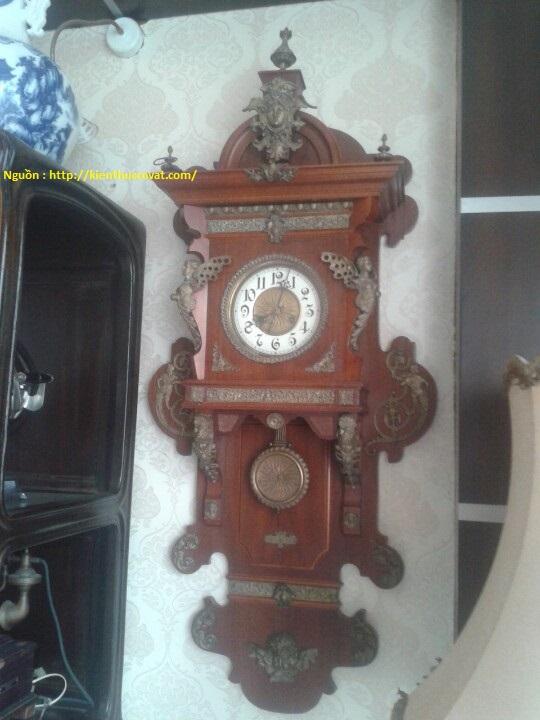 Đồng hồ cổ treo tường