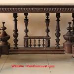 Bàn ghế gỗ cẩm cổ