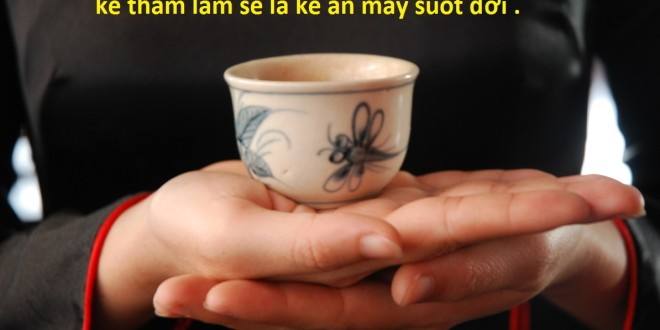 Kẻ Tham Lam Trong Tôi Và Cổ Ngoạn .